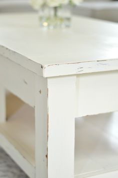 How to Paint Furniture Without Any Sanding or Priming!