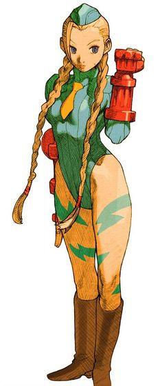 "Cammy in ""Marvel vs. Capcom 2: New Age of Heroes"" (Capcom 2000) ✤ || CHARACTER DESIGN REFERENCES | キャラクターデザイン | çizgi film • Find more at https://www.facebook.com/CharacterDesignReferences & http://www.pinterest.com/characterdesigh if you're looking for: bande dessinée, dessin animé #animation #banda #desenhada #toons #manga #BD #historieta #sketch #how #to #draw #strip #fumetto #settei #fumetti #manhwa #cartoni #animati #comics #cartoon || ✤"