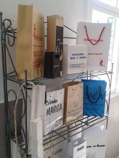 Bolsas de papel para comercios