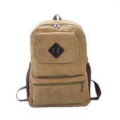 0c38f970110f6 Tclothing Vintage Rucksack Langlebig Daypack zum Travel Reise Einkaufen  Arbeit Lässig Backpack mit Große Kapazität Schön