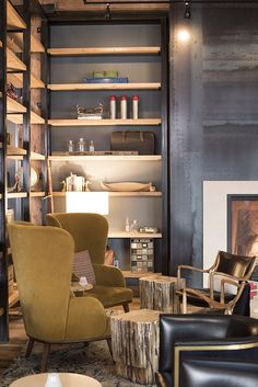 Gorgeous Modern Industrial Hewing Hotel in Minneapolis