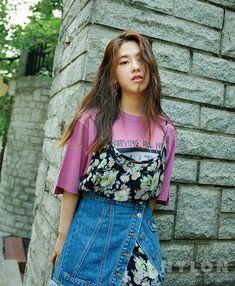 Park Hye Soo - 박혜수 : NYLON KOREA