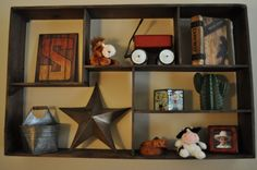 Western nursery decor