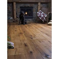 Old Growth Antique Oak by Heritage Wide Plank Flooring on HomePortfolio