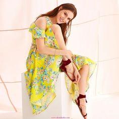 Turkish Beauty, L'oréal Paris, Like4like, Cover Up, Cold Shoulder Dress, Short Sleeve Dresses, Beautiful Women, Actresses, Celebrities