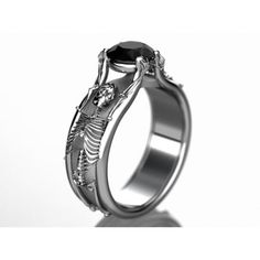 Cool Skeleton Ring