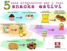 5 snacks sani
