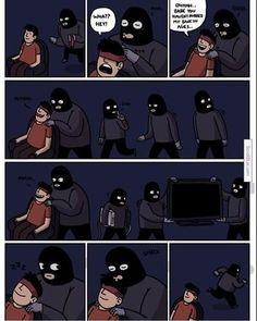 Scroll2Lol.com - Best type of robbers