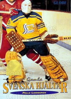 We are your source to Pelle Lindbergh Hockey Cards. We have over players and Hockey Cards in total stock. Center Ice Collectibles has something for all Collectors of Hockey Cards Flyers Players, Flyers Hockey, Hockey Goalie, Hockey Cards, Hockey Players, Ice Hockey, New York Islanders, Vancouver Canucks, Lindbergh