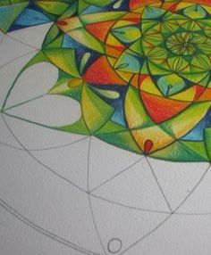 Image result for mandala color wheel lesson plan