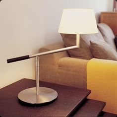 Name: OLIVIA  Design: Joana Bover / 2004  Typology: Desk Lapms  Environment: Indoor