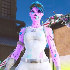 Thumbnail Youtube, Foxy And Mangle, Ghoul Trooper, Game Wallpaper Iphone, Best Gaming Wallpapers, Skin Images, Gamer Pics, Epic Games Fortnite, Cute Art Styles