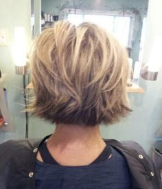 Westwood KS Hair Salon Informations About Salon cheveux Westwood KS Bobs For Thin Hair, Short Hair With Layers, Short Hair Cuts, Hair Bobs, Layered Hair, Straight Hair, Short Bob Hairstyles, Cool Hairstyles, Hairstyle Ideas