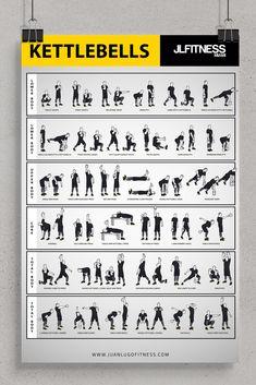 The post Kettlebell Training Poster x appeared first on Roisin Health Fitness. Kettlebell Training, Dumbbell Workout, Kettlebell Circuit, Kettlebell Back Exercises, Kettlebell Program, Kettlebell Workout Routines, Agility Workouts, Kettlebell Deadlift, Kettlebell Challenge