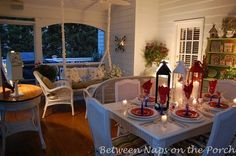 Between Naps on the Porch: 9 Great Features for Your Screened-In Porch