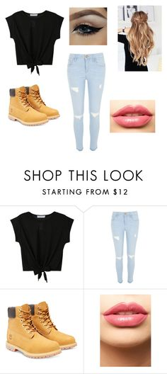 """""""Date Night #2"""" by fashionista-dxliv on Polyvore featuring River Island, Timberland, LASplash, women's clothing, women, female, woman, misses and juniors"""