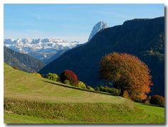 Bolzano Daily Photo: Autumn in Lajen
