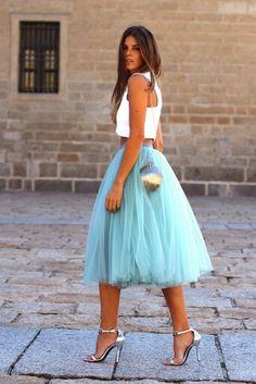 Trendy Taste. Enamorada de la falda