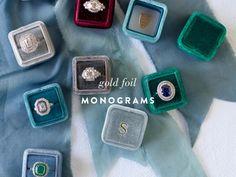 the mrs. boxx    velvet boxes for wedding rings