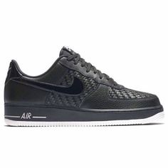 NEW NIKE AIR FORCE 1 07 LV8 BLACK SUMMIT WHITE SNEAKERS SHOES 718152-010 SZ 10 #Clothing, Shoes & Accessories:Men's Shoes:Athletic #