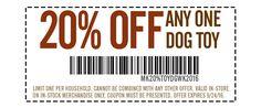 dog week coupon
