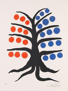 Alexander Calder - Tree