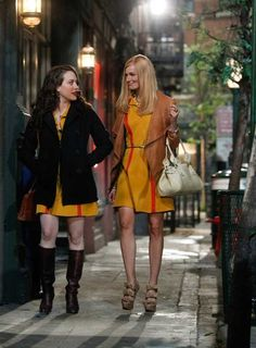 2 broke girls | Broke Girls - Staffel 1 | Bild 4 von 16