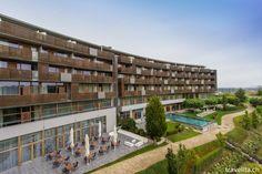 Falkensteiner Balance Resort Stegersbach – Raum zum Wohlfühlen Multi Story Building, Around The Worlds, Luxury, Places, Lugares
