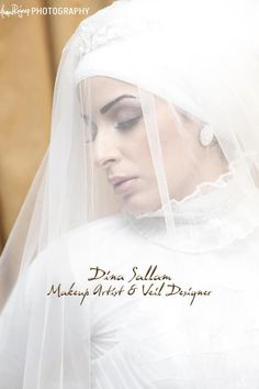 Muslim Bride in Hijab