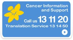 Cancer information and support