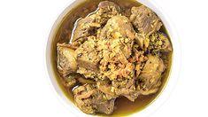 Adobong Dilaw (Yellow Adobo) Recipe