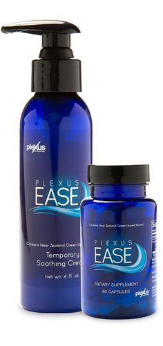 #PLEXUS FAST RELIEF HAS A NEW NAME AND LOOK!  How great is this packaging?!?!  Fast Relief is now Ease!  Ask me about it today!