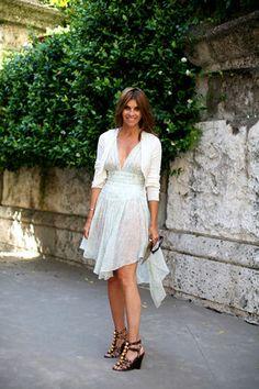 元仏vogue編集長カリーヌ・ロワトフェルドのファッションまとめ - NAVER まとめ Carine Roitfeld fashion