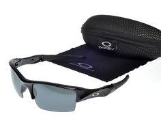 6ec881b60db Cheap Oakley Flak Jacket Sunglasses smoky lens black outlet on sale