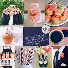 Best of 2014: Inspiration Boards | SouthBound Bride