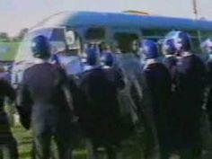 Battle of the Beanfield, 1985