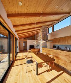 梶浦博昭環境建築設計事務所   和モダンの家