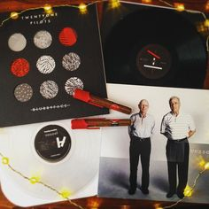 #marchvinylchallenge - Day 19 - Not Your Normal Style - Twenty One Pilots. First…