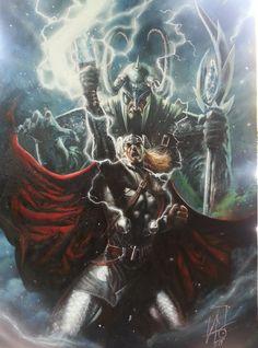 Thor and Loki by Rudy Ao Marvel Comic Universe, Marvel Comics Art, Comics Universe, Marvel Heroes, Marvel Avengers, Loki Laufeyson, Loki Thor, Loki Art, Marvel Comic Character