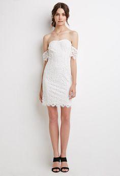 forever-21-cream-off-the-shoulder-eyelash-lace-dress-beige-product-0-719792503-normal.jpeg (750×1101)