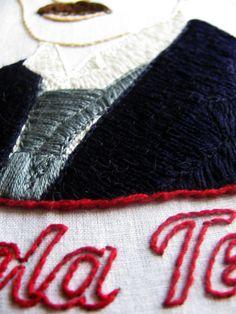 Tesla Shirt Detail 2   Flickr - Photo Sharing!