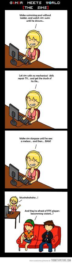 Sims :)