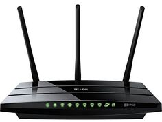 TP-LINK Archer C7 AC1750 Dual Band Wireless AC Gigabit Router, 2.4GHz 450Mbps+5Ghz 1300Mbps, 2 USB Ports, IPv6, Guest Network, 2016 Amazon Most Gifted Networking Products  #PersonalComputer