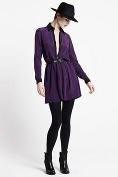 Karl Lagerfeld - Autumn/Winter 2013-14 Ready-To-Wear - PFW (Vogue.co.uk)