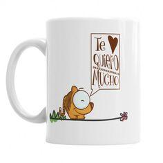 Taza No existe Madre mejor que la Mía - especial para regalar el día de la madre, cumpleaños o cualquier ocasión especial Mug Designs, Geek Stuff, Doodles, Mugs, Tableware, Gifts, Ideas, Cool Things, Vases