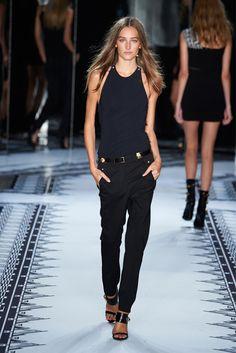 #VaccarelloxVersus fashion show