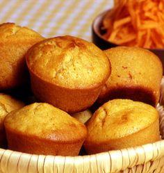 Muffins aux carottes - les meilleures recettes de cuisine dÔdélices