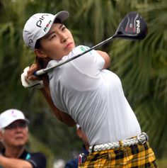 Michelle Wie, Sexy Golf, Indonesian Girls, Bollywood Girls, Female Athletes, Sport Girl, Tennis Racket, Olympics, Cool Pictures