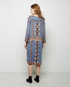 ISABEL MARANT | Solenne Printed Dress | Shop at La Garçonne