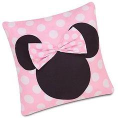 Disney Minnie Mouse Decorative Pillow 16x16